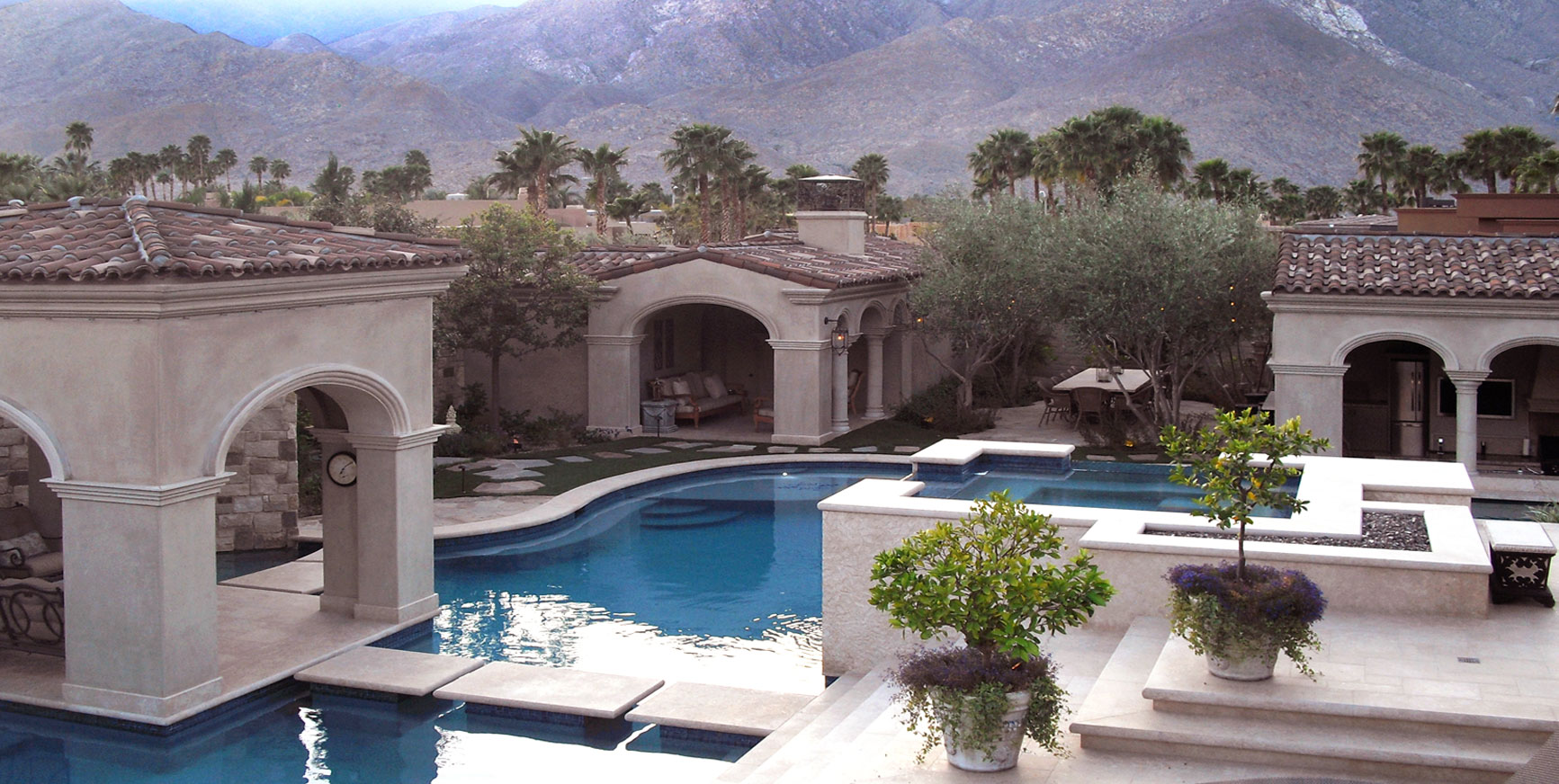PALM SPRINGS DESERT RETREAT